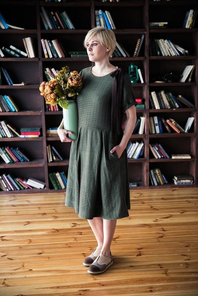 Платье с бантом из коллекции TIME TO LOVE