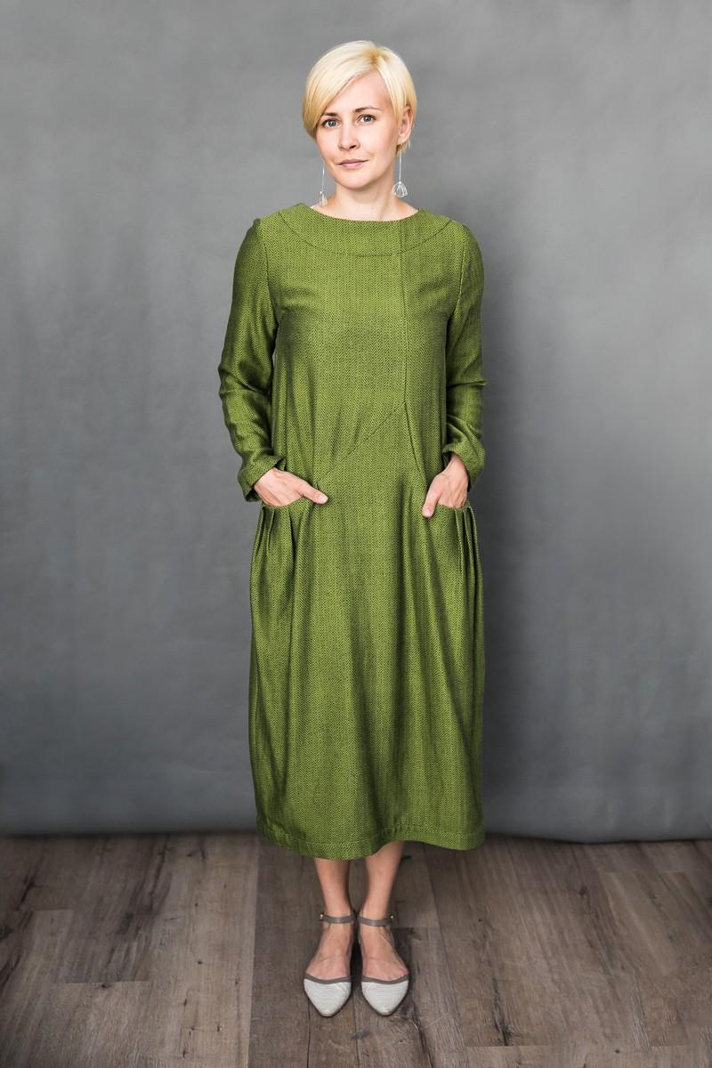 Платье Офелия в нескольких цветовых вариантах