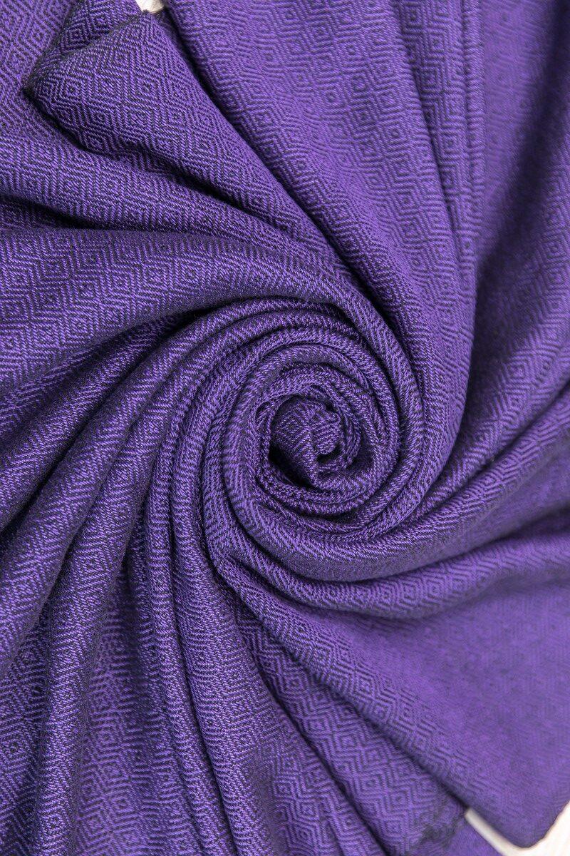Банная простынка. Фиолетовая